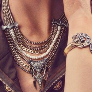 Amulet chain necklace